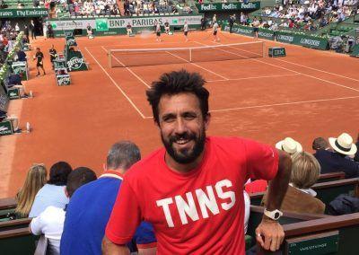roland garros_Gustavo Gomez Tennis