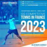 Gustavo Gomez Tennis ✈️🇫🇷🎾