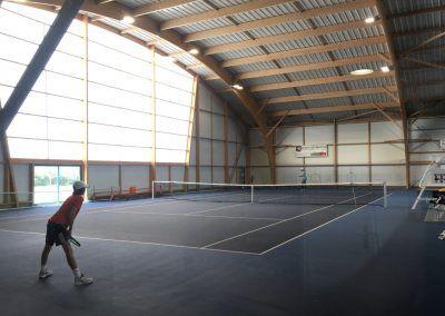 Canchas Gustavo Gomes Tennis